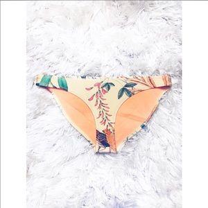 Triangl Floral Bikini Bottoms